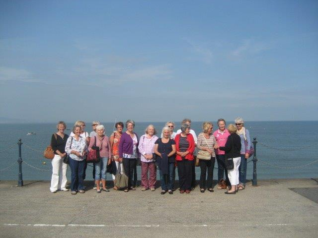Outing to Amazon and Mumbles