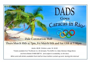 DADS Goes Caracas poster