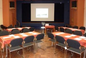 Training Coro Hall